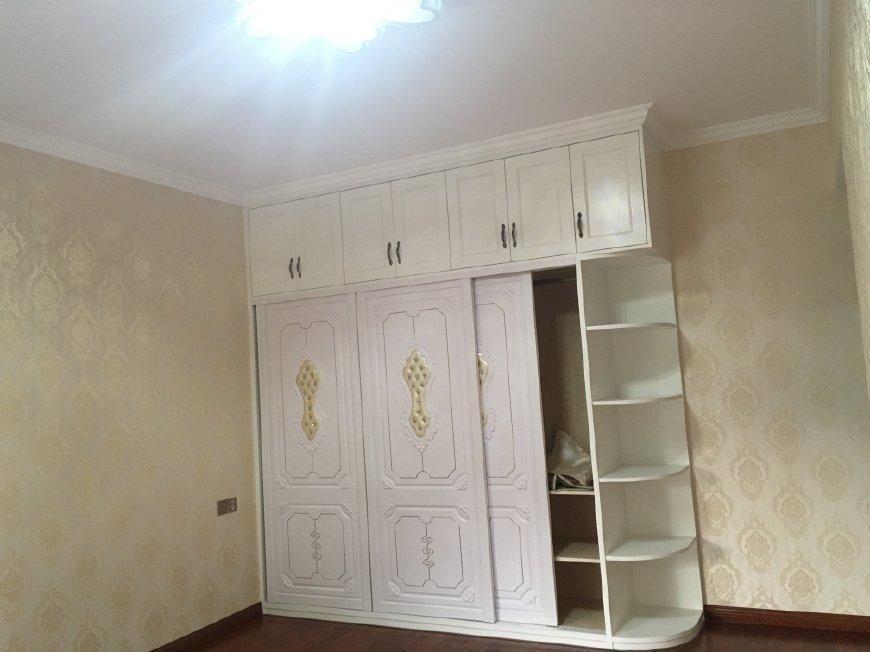 老婆花了16万装修的新房硬装,全屋木工打的柜子实在漂亮,晒晒!