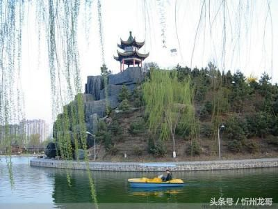 忻州市人民公园,人美,风景更美!