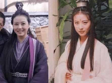 2018《倚天屠龙记》剧照曝光, 网友: 当年的周芷若今变成师太了?