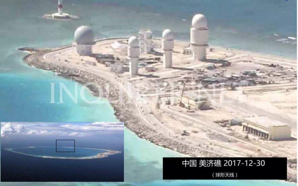 刚刚,菲律宾喊话中国:感谢在南海造岛,实情令国人愤怒