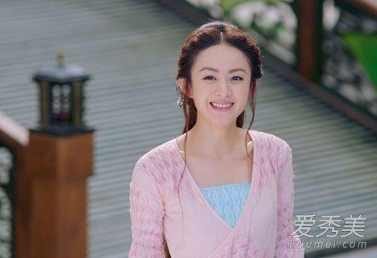 小发型又换姐姐了!楚乔传赵丽颖将韩国玩出N种最强-最女星时尚发型马尾图片
