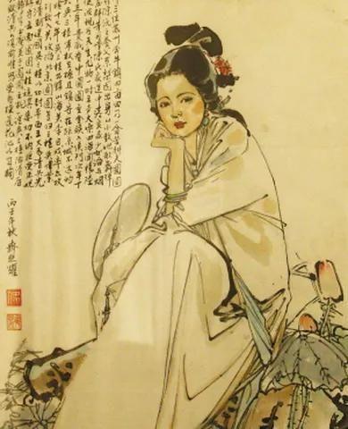 吴三桂为了爱妾女陈圆圆降清,从而导致清兵入关李自成败亡,清王朝