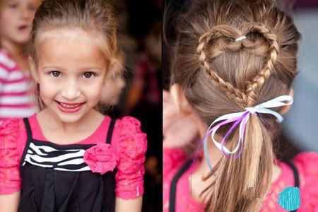每个妈妈都在寻找儿童发型扎法,儿童发型图片和儿童发型设计,希望
