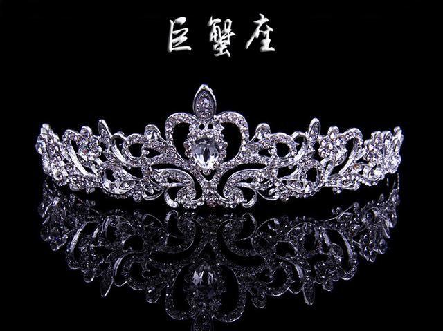 十二星座的专属皇冠,为你的本命桂冠戴上金钱吧!天蝎座男对于星座图片
