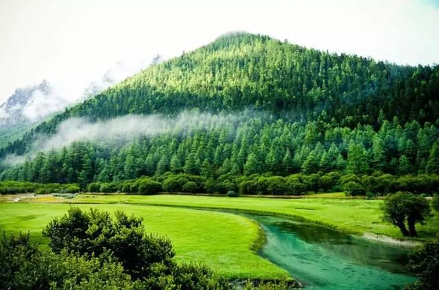 离成都超近的小众秘境,四川的自然地标,第一个你就没去过!