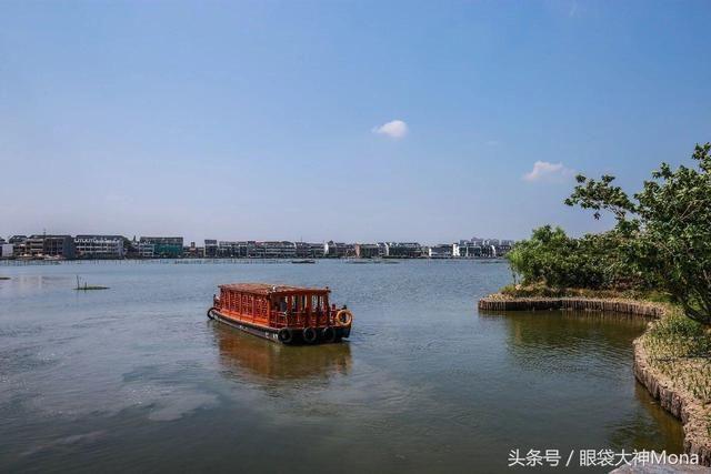 杭州古镇30公里有个免费的百年周边,人少景雅肇庆封开县美食图片