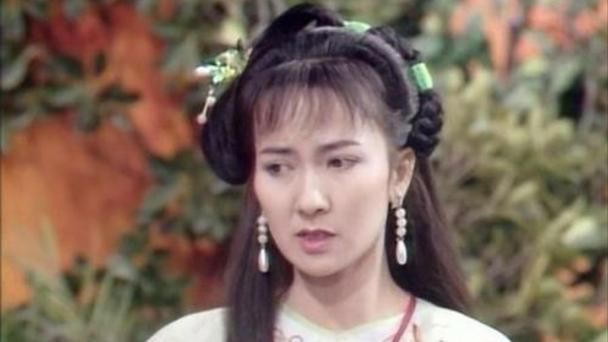 《新白娘子传奇》许仕林真的喜欢胡媚娘吗,他其实是个图片