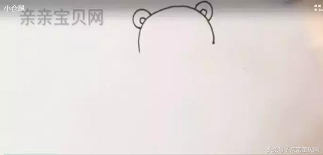 简笔画课堂 | 小仓鼠 no.12