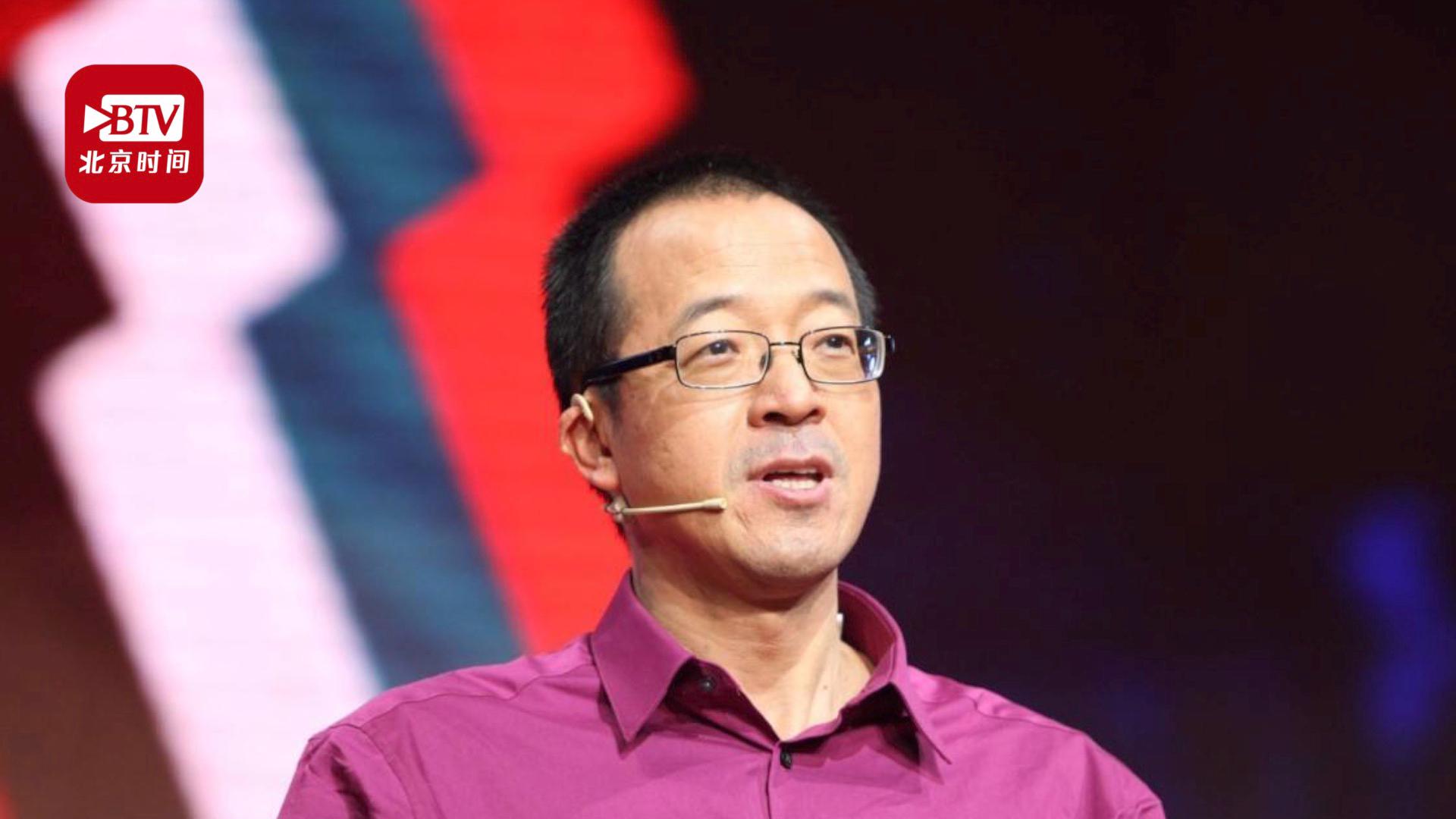 俞敏洪谈创业:现在投资人非常大方 一给就给几千万几个亿