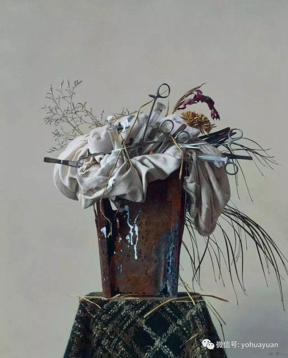 古典油画与超写实油画技法,区别在哪里?