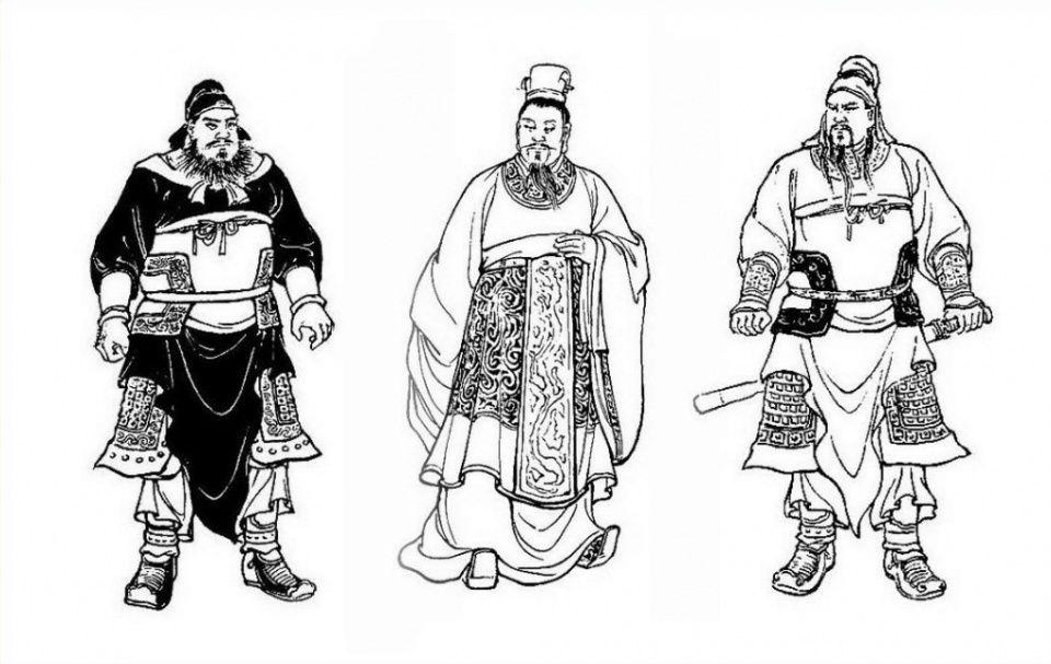 如果刘备打赢了,会杀关羽张飞诸葛亮吗?