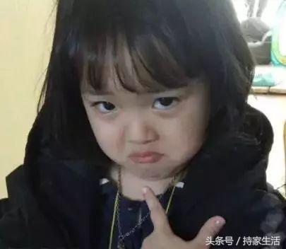 这个6岁姑娘怎么这么可爱,网友:又想骗我生女儿