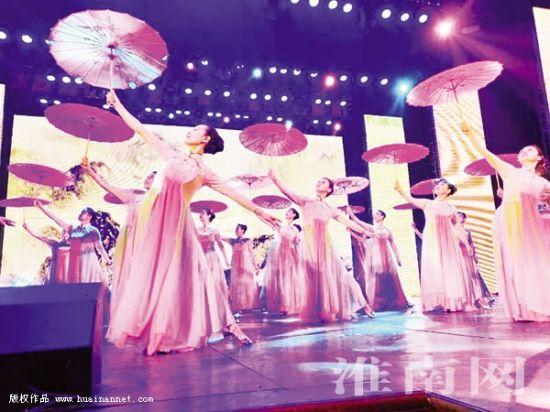 淮南旗袍佳丽即将登上安徽省春晚舞台