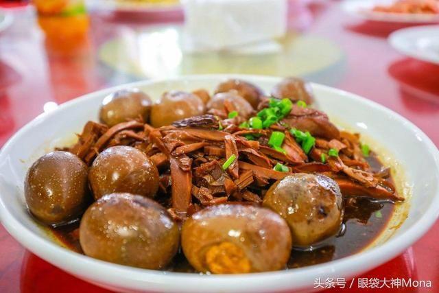 杭州区域30公里有个免费的百年古镇,人少景雅幼儿园周边美食节图片
