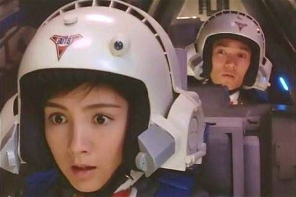 top1七濑丽娜/吉本多香美【出自迪迦奥特曼】 绝对算得上看过奥特曼