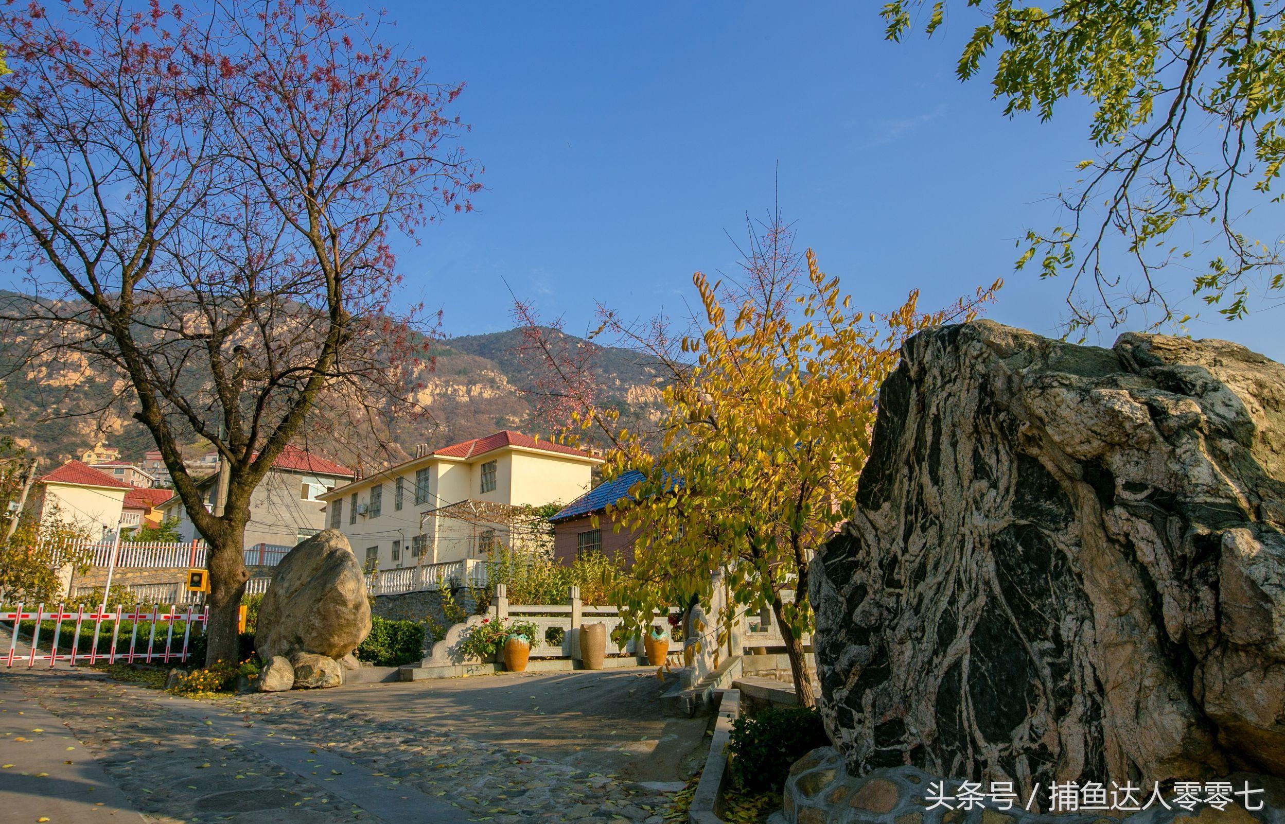 济南的最南端的村庄--长清万德马套村