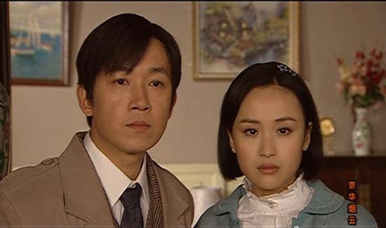 在赵薇版的京华烟云中,是哪集演了孙亚和木兰在床前拥抱?