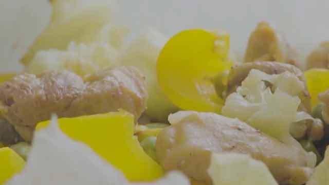 家庭版的经典名菜 纸包鸡