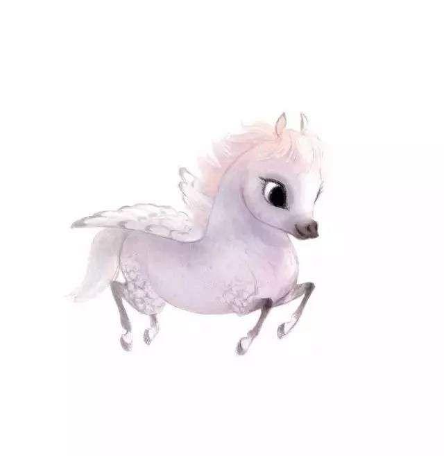 非常喜欢各种小动物, 并擅长用彩铅将它们 以软萌的画风表现出来.