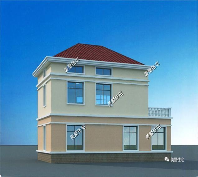 窗户主要是结构和二层,大小和墙面的背部周边虽然相同但屋顶完全不同温州窗户花园别墅带图片