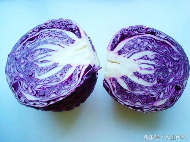 凉拌紫还是是焯水好?腰子生吃好?看这里就明猪甘蓝v还是图片