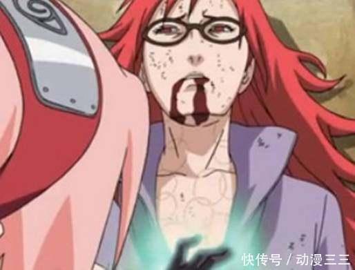 火影香磷福利�_火影忍者:六个被辣手摧花的女忍者,最后一个死状惨烈