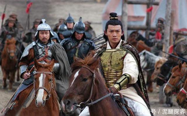 李世民x李恪_李恪是李世民与隋炀帝女儿生的儿子,当然是庶生子,但李恪身上却流着