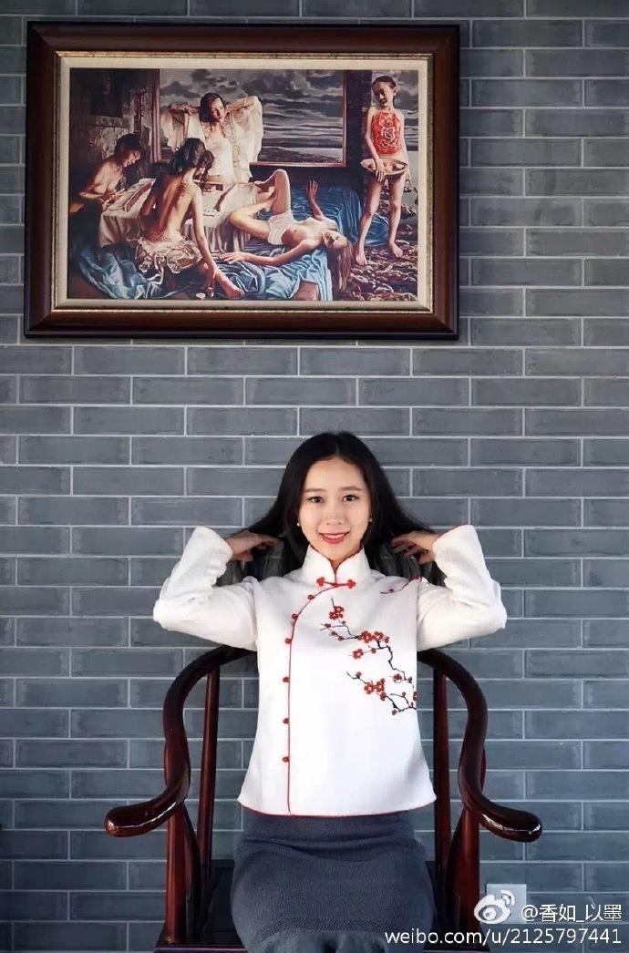 美女美女王香如回顾自己的2016年qq农场蛇棋手图片