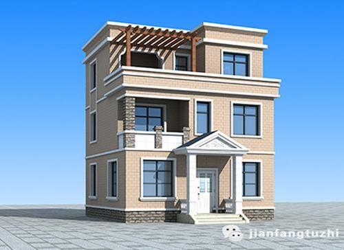 三层平屋顶20万元80小户型2厅4室农村自建房完整有什么可以免费领红包图