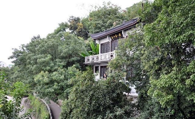 5,富阳市鹳山风景区