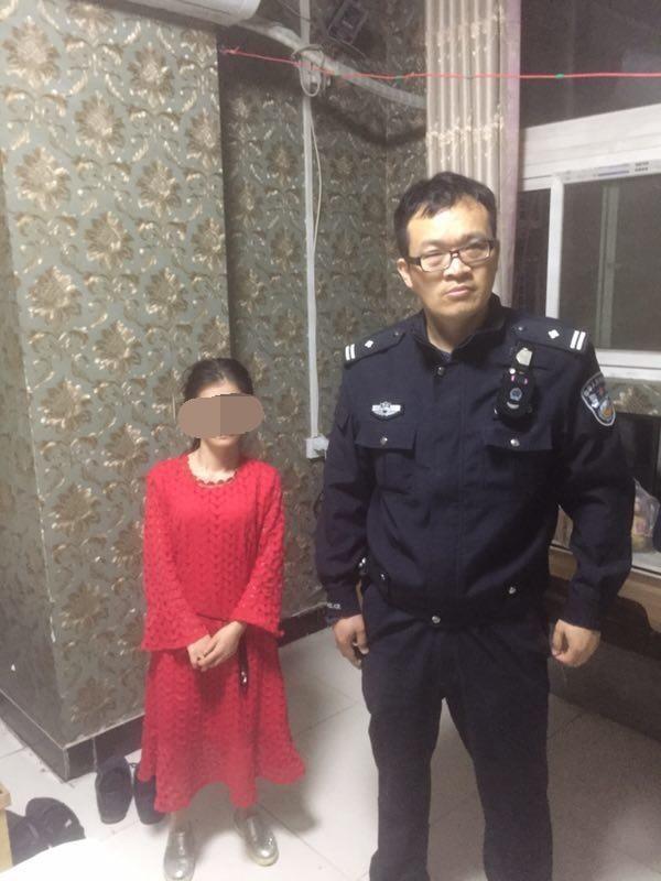 4米高,却是女逃犯?河南民警都怀疑抓错了