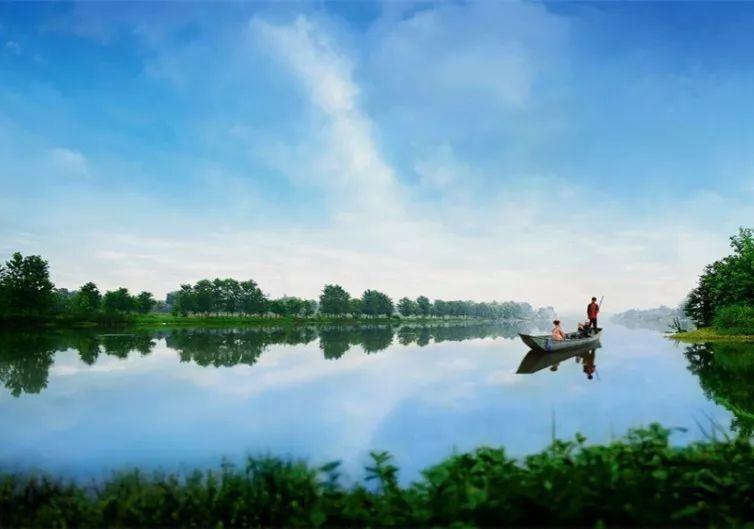 风景区由洈水人工淡水湖,以新神洞为代表的溶洞群和洈水国家森林公园