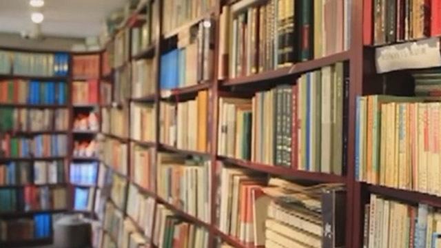 《一起出发吧》20200712四九城里逛书店