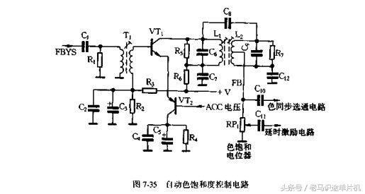 电路识图122-agc,alc,afc,anc,arc,apc自动控制电路简介