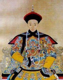 历代清朝皇帝大盘点,看画像你觉得哪个更帅?图片