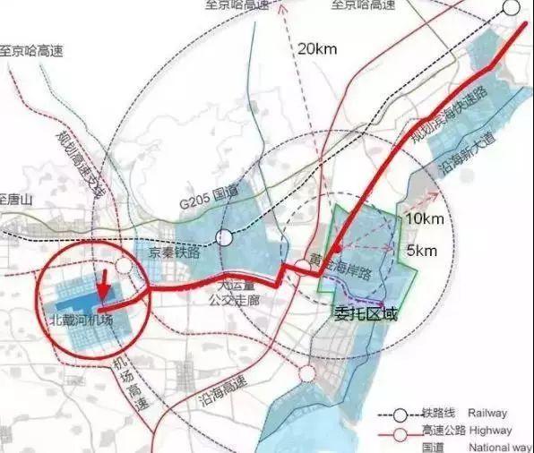 可绕路前行 2018年1月,秦皇岛市政发布《海滨路延伸工程》项目计划书.