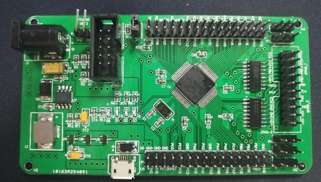 stm32f103单片机复位电路回顾