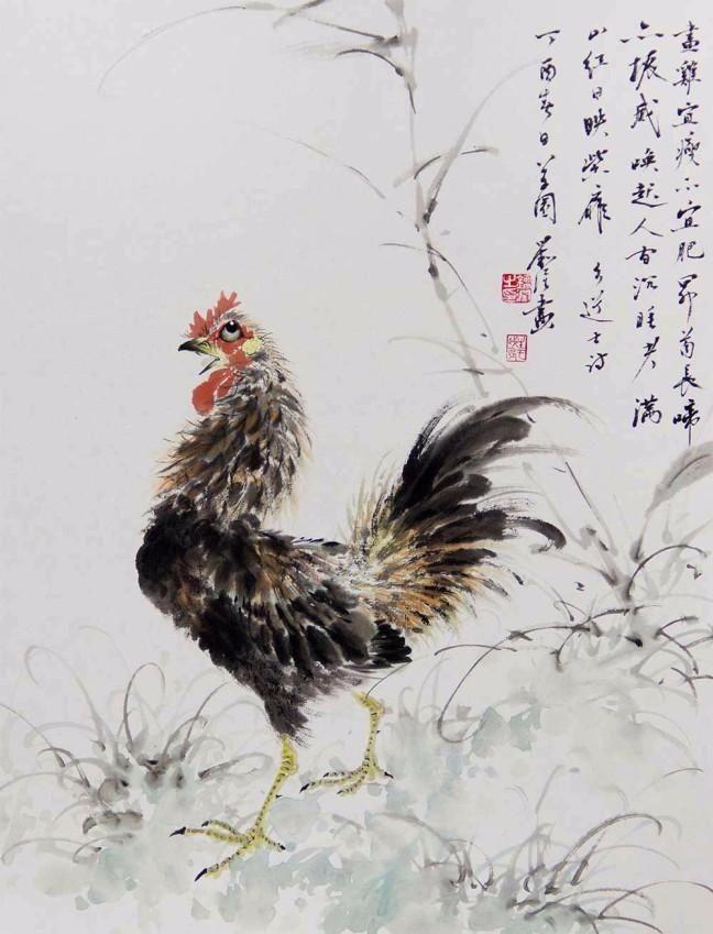 《刘阔白描没骨花鸟画谱》,《中国历代线描人物画精选》,《刘阔画辑