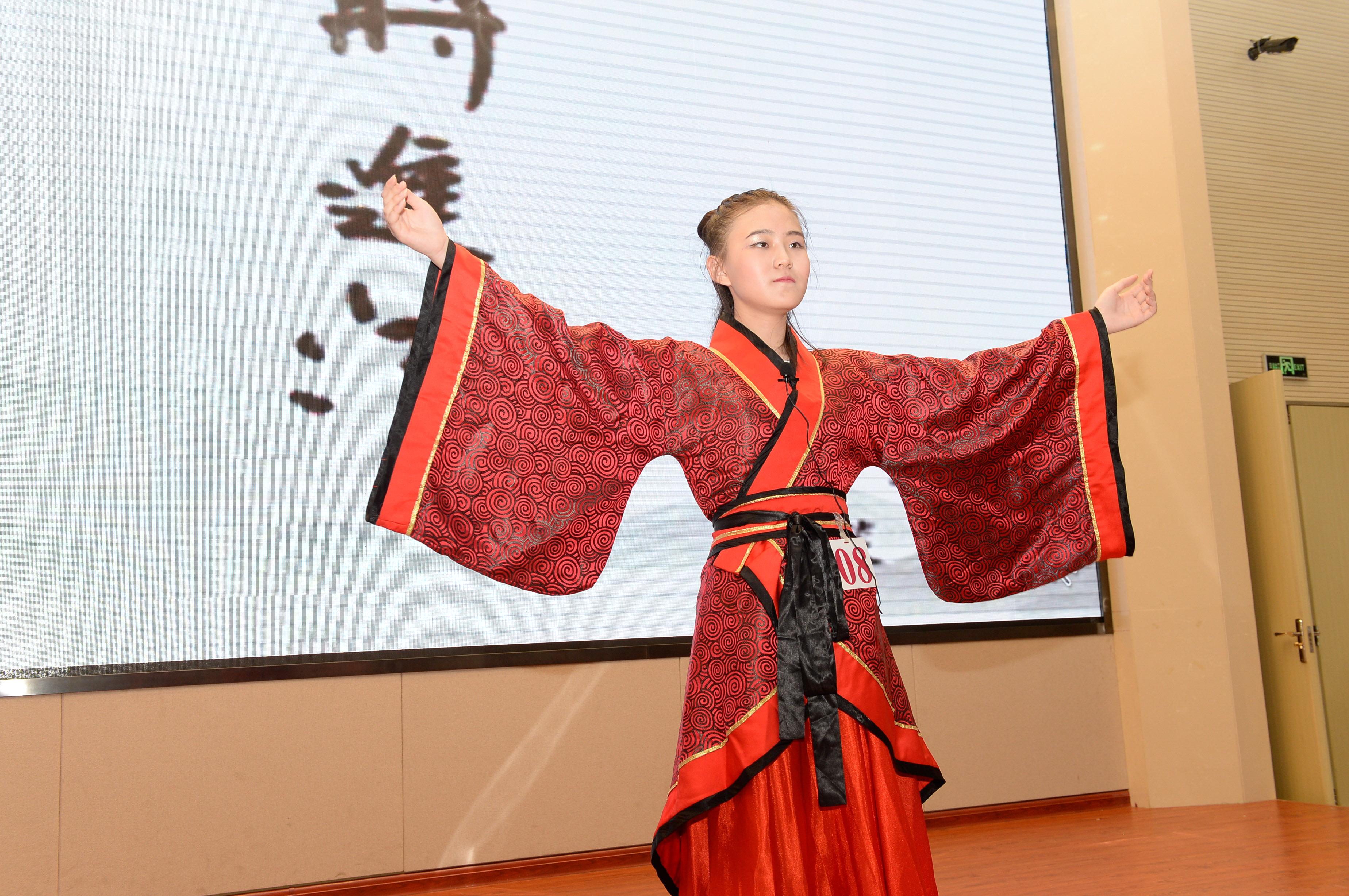 品国学之美扬传统文化--济南市第五届诗词小喜欢高中生TFboys吗图片