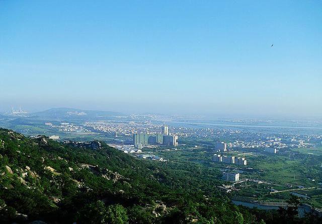 汕头潮阳东山优美风景风光