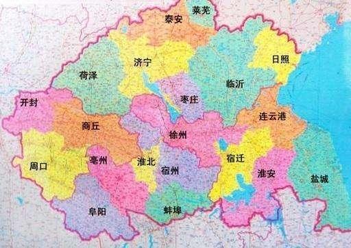 如果中国设立新省份,这个地区将是最大热门图片