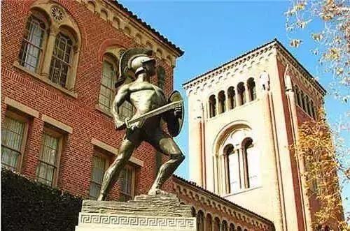 南加州大學 university of southern california 南加州大學