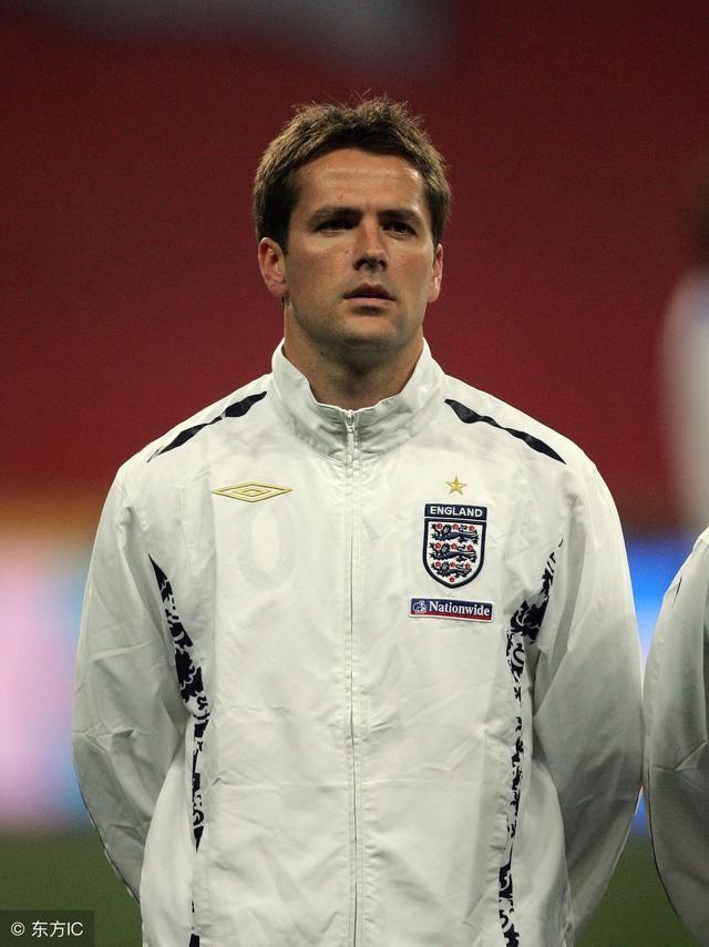 影响世界足球100名人英格兰 迈克尔欧文图片