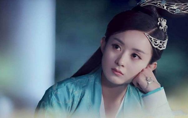 赵丽颖最美的6大古装角色:碧瑶实力上榜,第一最美但不