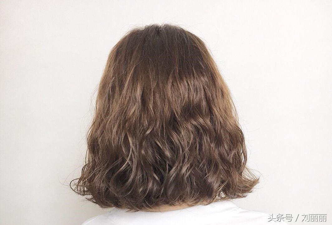发尾烫,锁骨发,全头烫,最好看的发型全都在这里