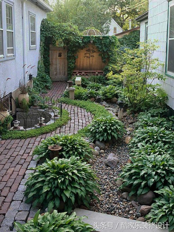 中式设计别墅设计_中式别墅庭院设计_中式别墅庭院景观设计方案