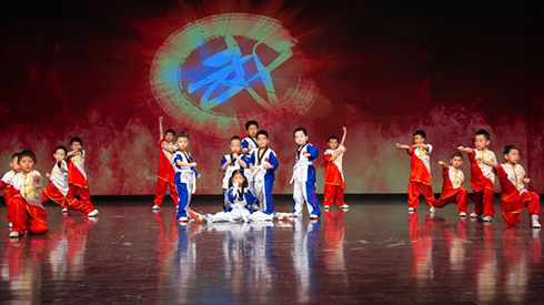 《小童大艺》舞出少年精神