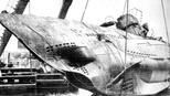 第二次世界大战中横行大西洋的德国潜艇