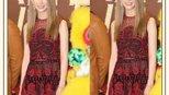 当昆凌和杜鹃同穿一条裙子,终于知道嫩模和超模的差距有多大了!