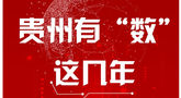 """【壮阔东方潮 奋进新时代】贵州有""""数""""这几年"""